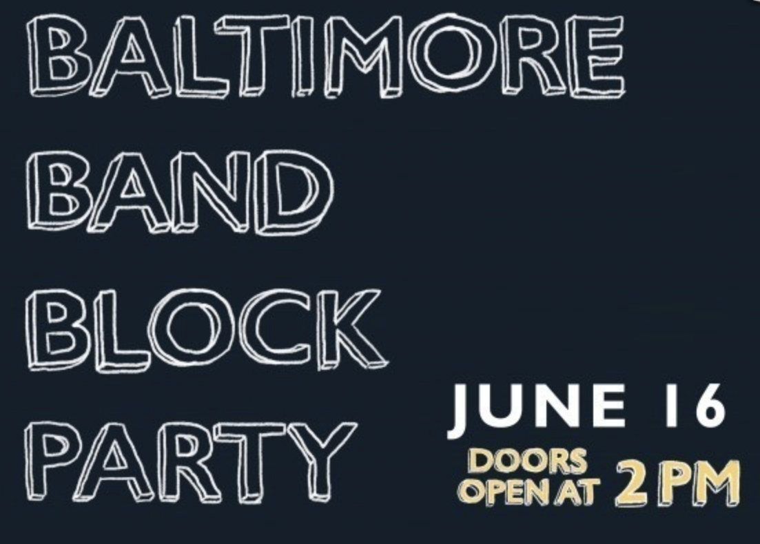 Baltimore Band Block Party